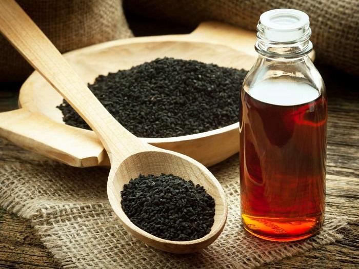 23 خاصیت روغن سیاه دانه / خواص روغن سیاه دانه برای درد مفاصل ریش سفیدی مو
