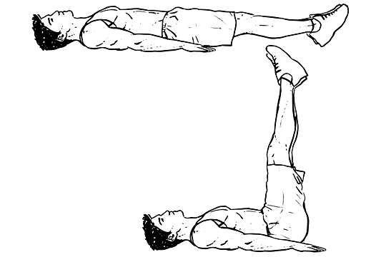 تمرینات برای افزایش قد