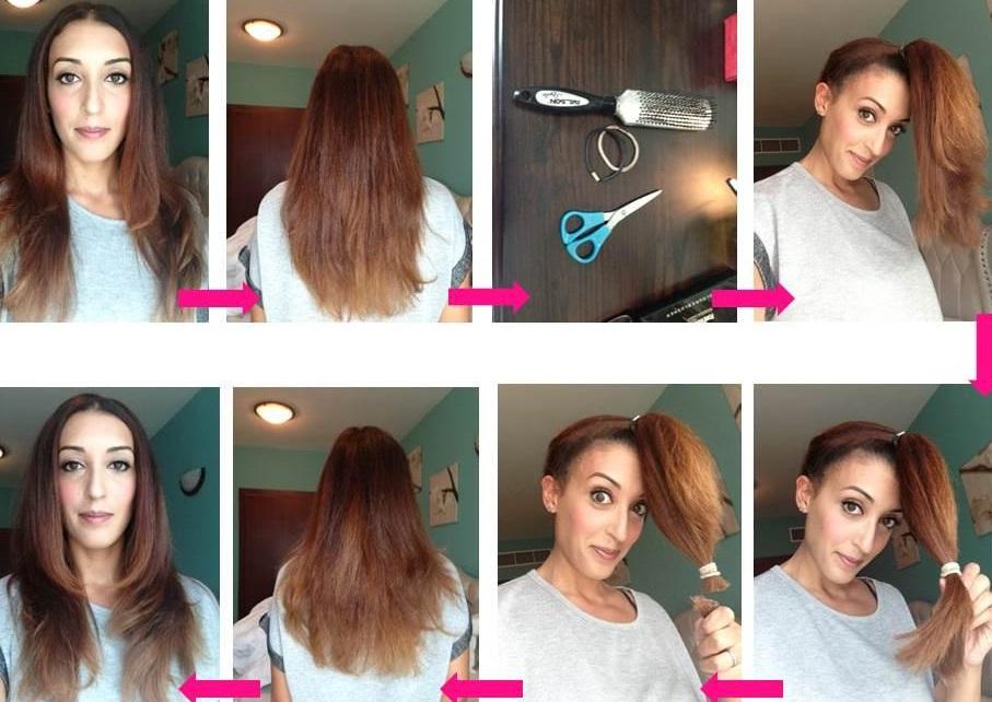 چگونه موهای خود را کوتاه کنیم زنانه