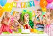 انواع مدل دکوراسیون جشن تولد کودکان