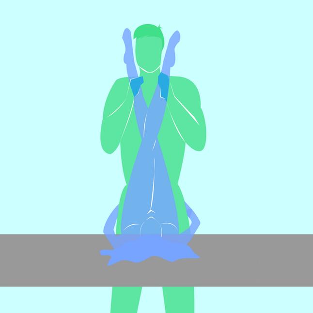 پوزیشن تحریک کننده جی اسپات (Gspot)
