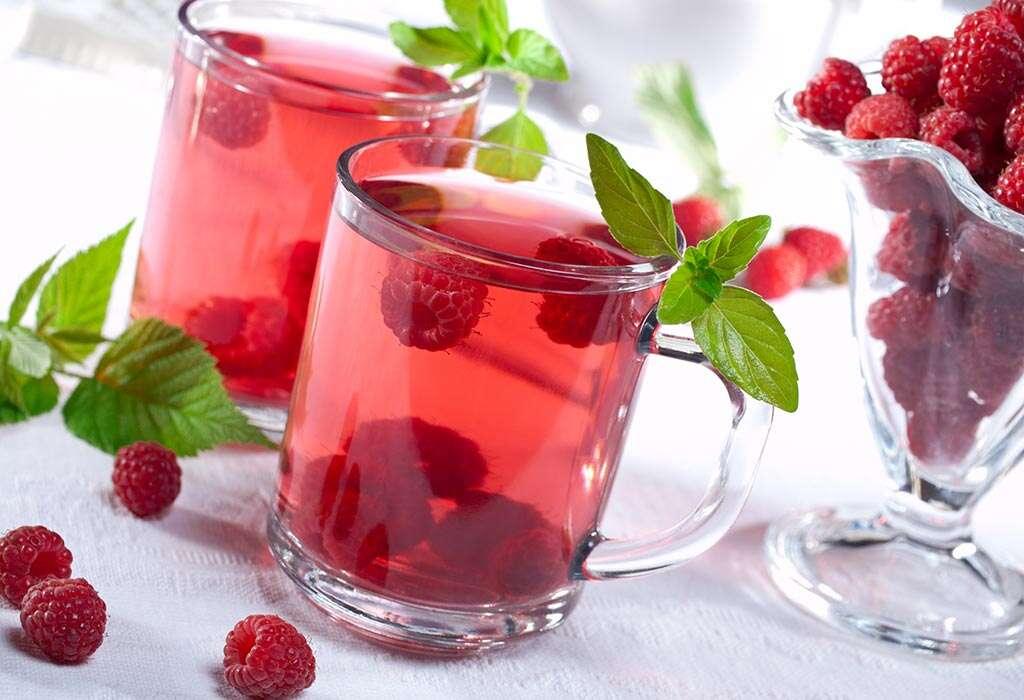 چای های گیاهی در دوران بارداری